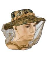 Sombrero anti mosquitos
