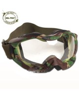 Mil-Tec tactical goggles Tactical Attack woodland
