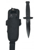 Knives Mil-Tec boot sheath with multifunction