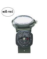 Brújula- reloj pulsera