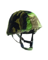 WOODLAND Camouflage Helmet Cover