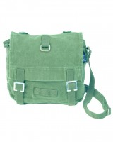 BW bread bag olive washed