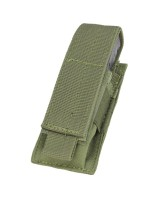 Mil-Tec Portacargador Pistole Single olive green