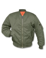 Olive Jacket bomber type