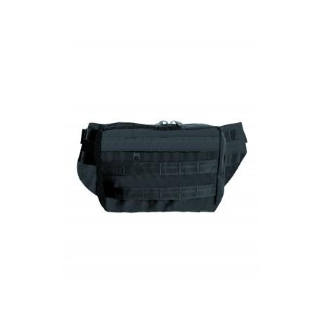 Riñonera para pistola Hip Bag Mil-Tec negra