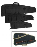 Rifle case 120 cm black