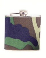Camouflage Flask 220 ml