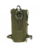 3 L hydration backpack olive