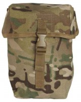 Sized multipurpose bag camouflage