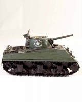 Juguete US Sherman Tanque