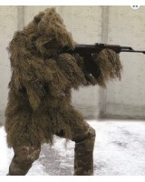 DESERT GHILLIE PARKA ′ANTI FIRE′