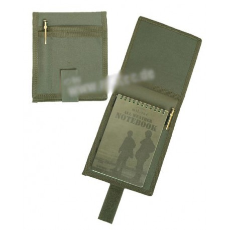 BW case for olive pad notes