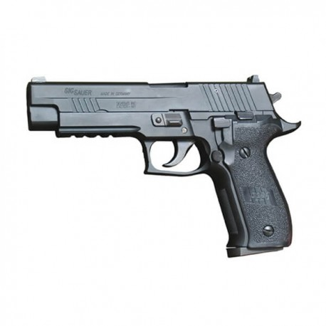 PISTOLA SIG SAUER P226 X-FIVE BLOWBACK CO2 4.5mm NEGRA